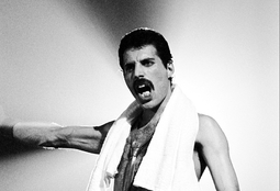 Picture of Freddie 70 Years