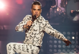 Picture of Robbie Williams