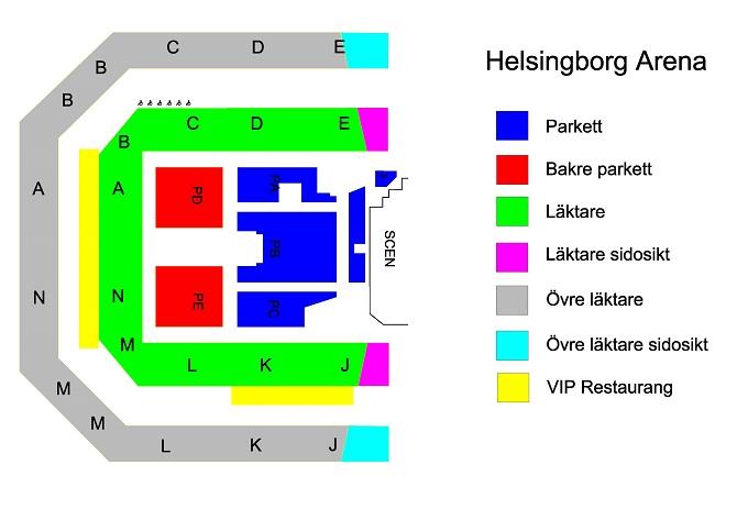 Istuinpaikkakartta